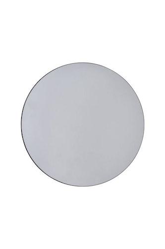 Walls spegel rund grå 50 cm