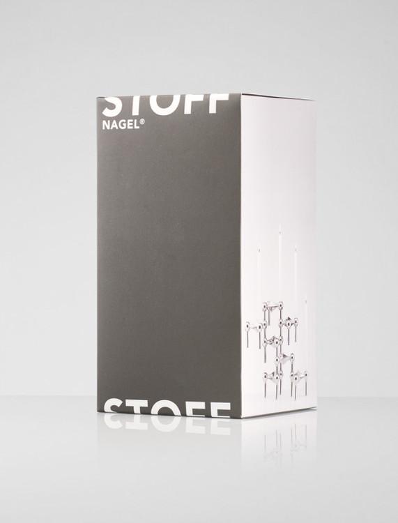Stoff Nagel - Krom 3-delars
