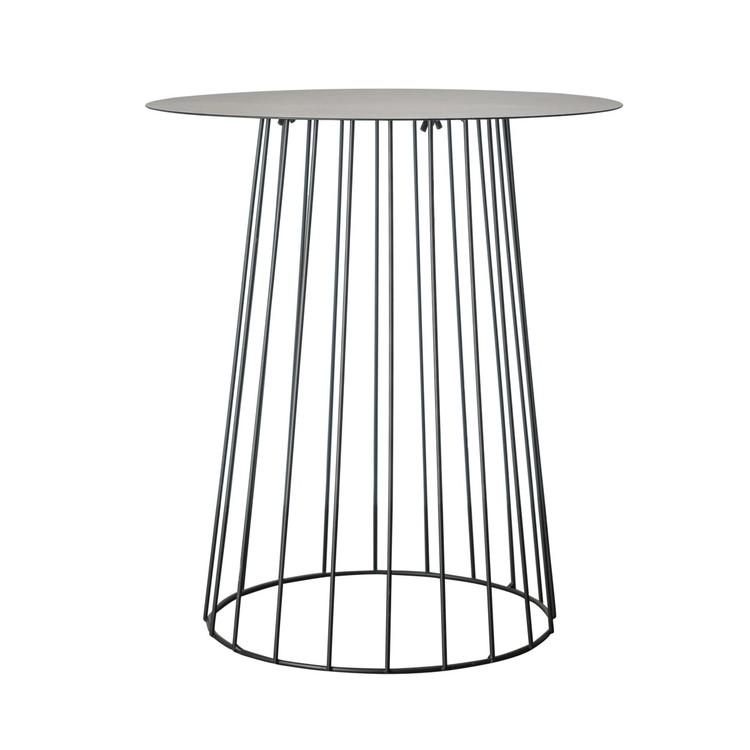 Table Spheric black