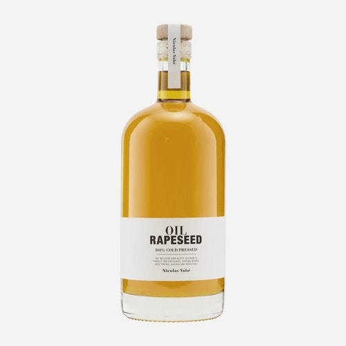 Nicolas Vahé - Cold Pressed Rapeseed Oil