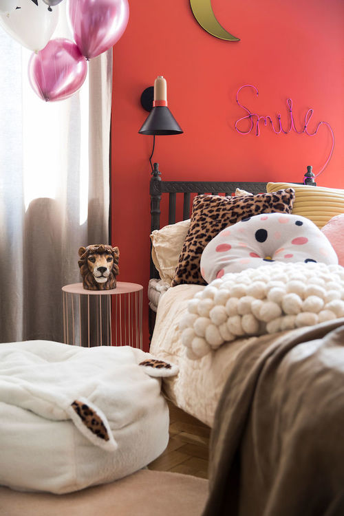 Pillow Pompom white