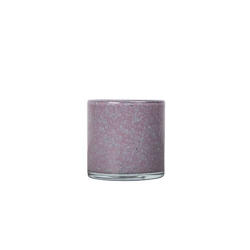 Candle holder Calore XS lila