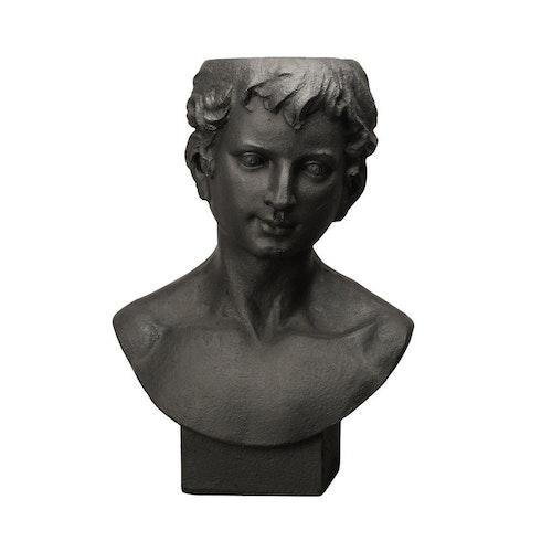 Pot statue svart