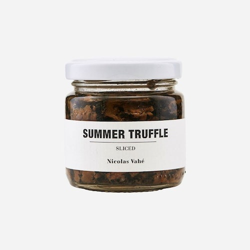 Sliced summer truffle