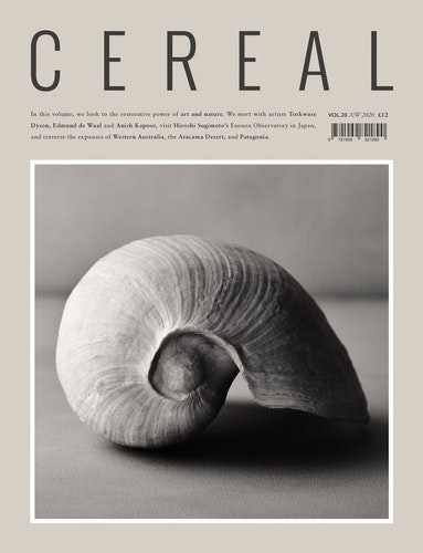 Cereal magazine vol 20