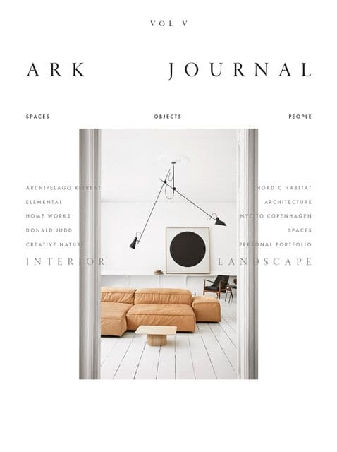 Ark Journal Vol. 5
