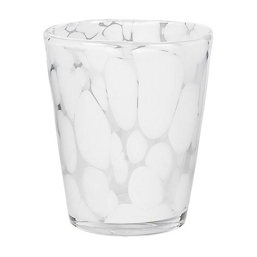 Milano glas vit