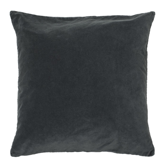 Karl kuddfodral mörkgrå 50x50