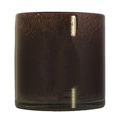 Nilla ljuskopp brun  8 cm