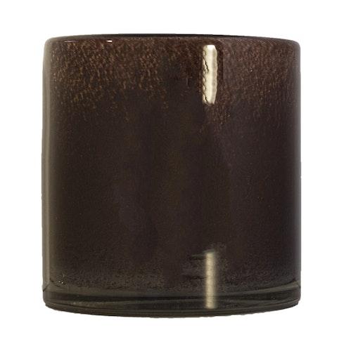 Nilla ljuskopp brun 12 cm