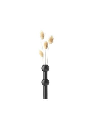 Stoff Nagel vas - svart