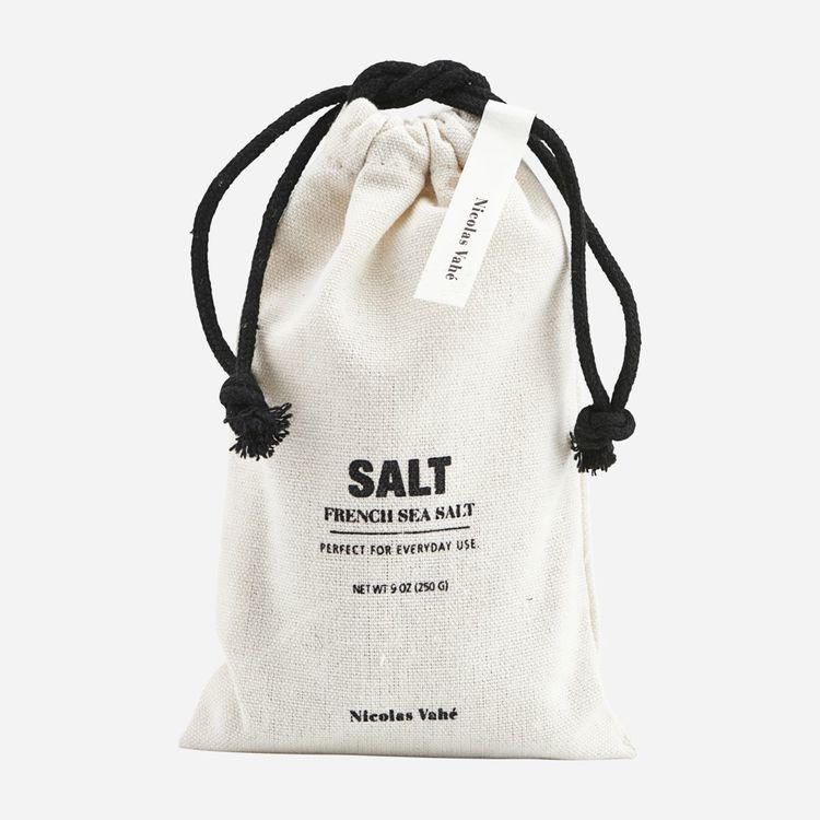 Nicolas Vahé - French Sea Salt Bag
