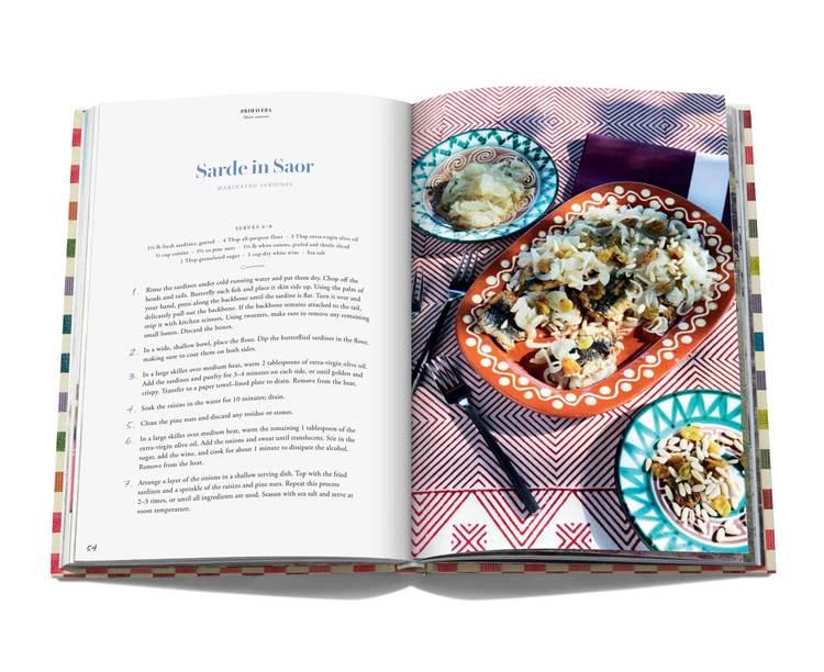The Missoni Family Cookbook