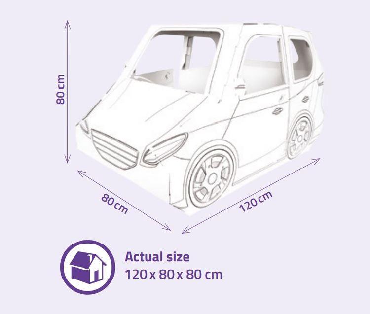 Fantastisk bil