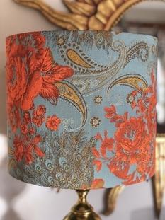 Konsten att välja lampskärm