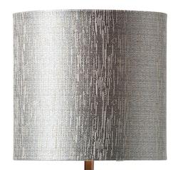 Lampskärm Erica 19, grå/guld, Watt & Veke