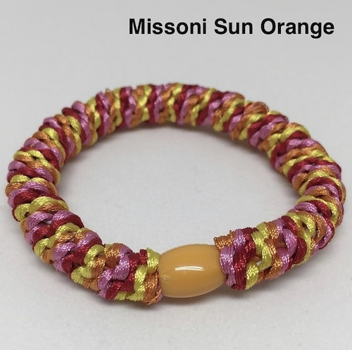 Supersnodd i färgen Missoni Sun Orange