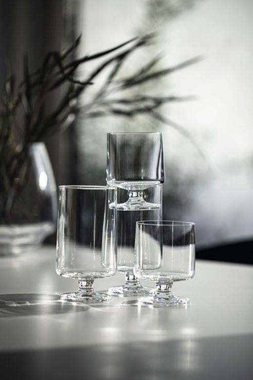 Glas Stub, 21 cl, 4-pack, Holmegaard, 36 cl, 2-pack