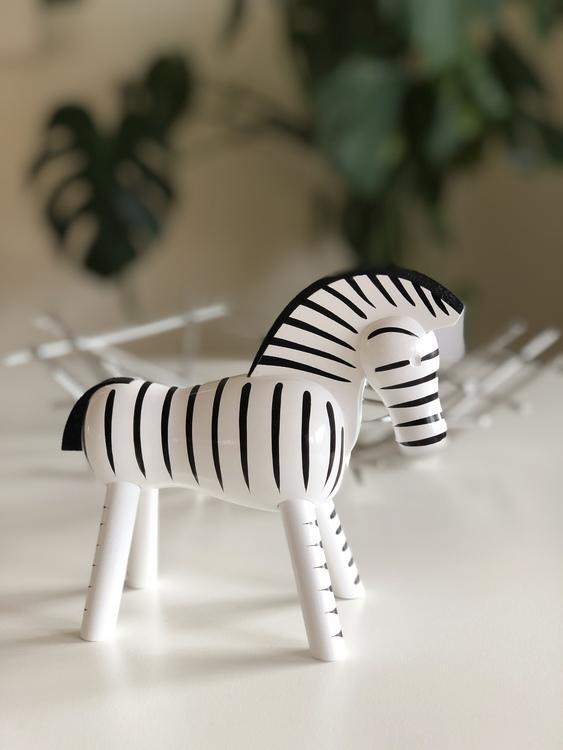 Kay Bojesen, zebra