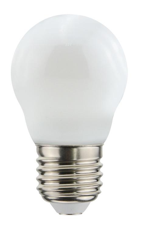 LED liten opal E27, 3W