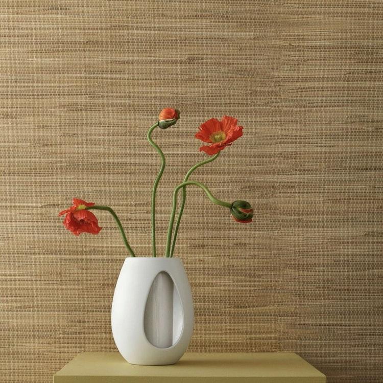 Vas/ljuslykta Kokong, vit 22 cm, design Bernadotte & Kylberg, Kähler