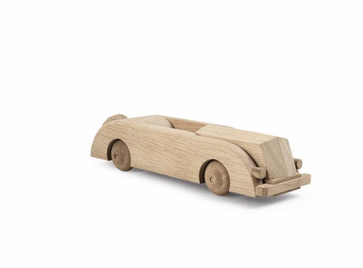 Limousine, 32 cm, obehandlad ek, Kay Bojesen