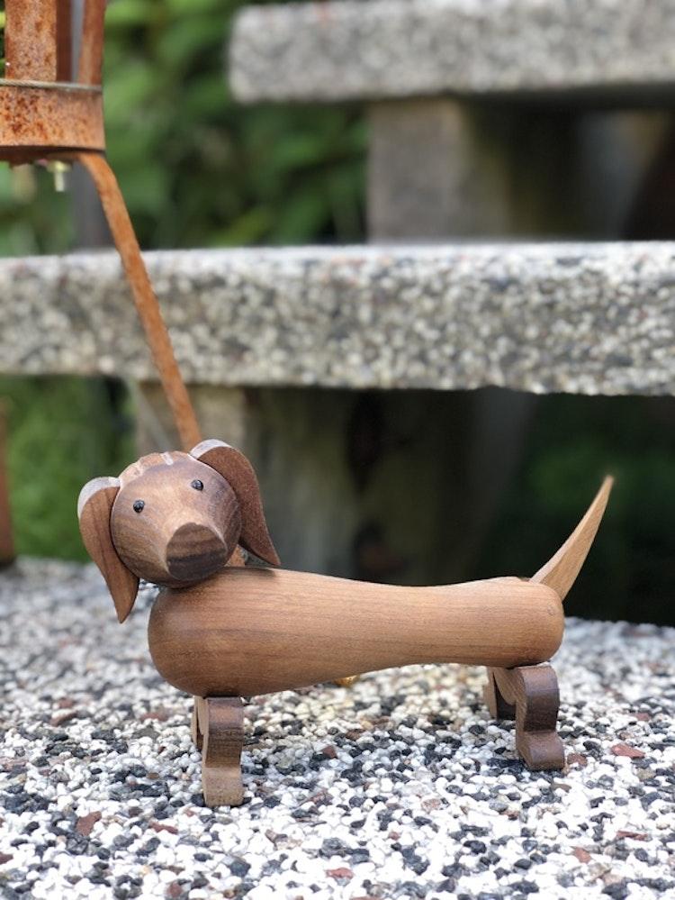 Kay Bojesen, hund