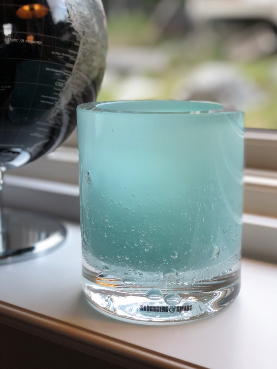 Hurricane Soda aqua, Skogsberg & Smart