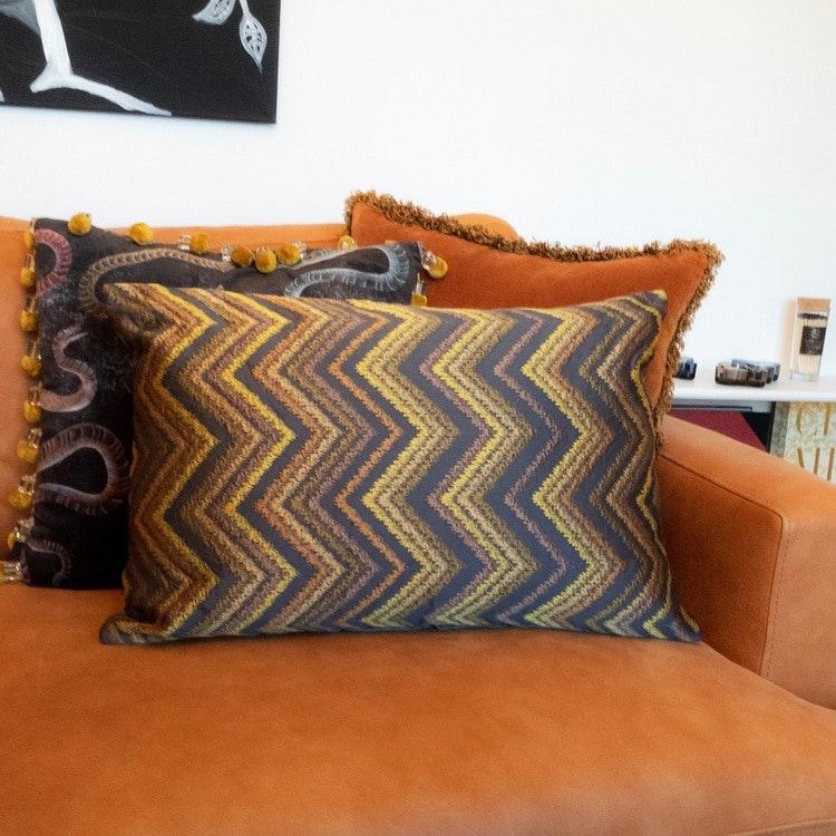 Kuddfodral Pure Decor, multi, 40x60 cm, Jakobsdals textil