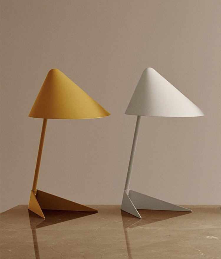 Bordslampa Ambience, Warm white, Warm Nordic, Honey yellow