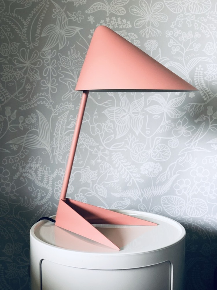 Bordslampa Ambience, Sparkling rose, Warm Nordic