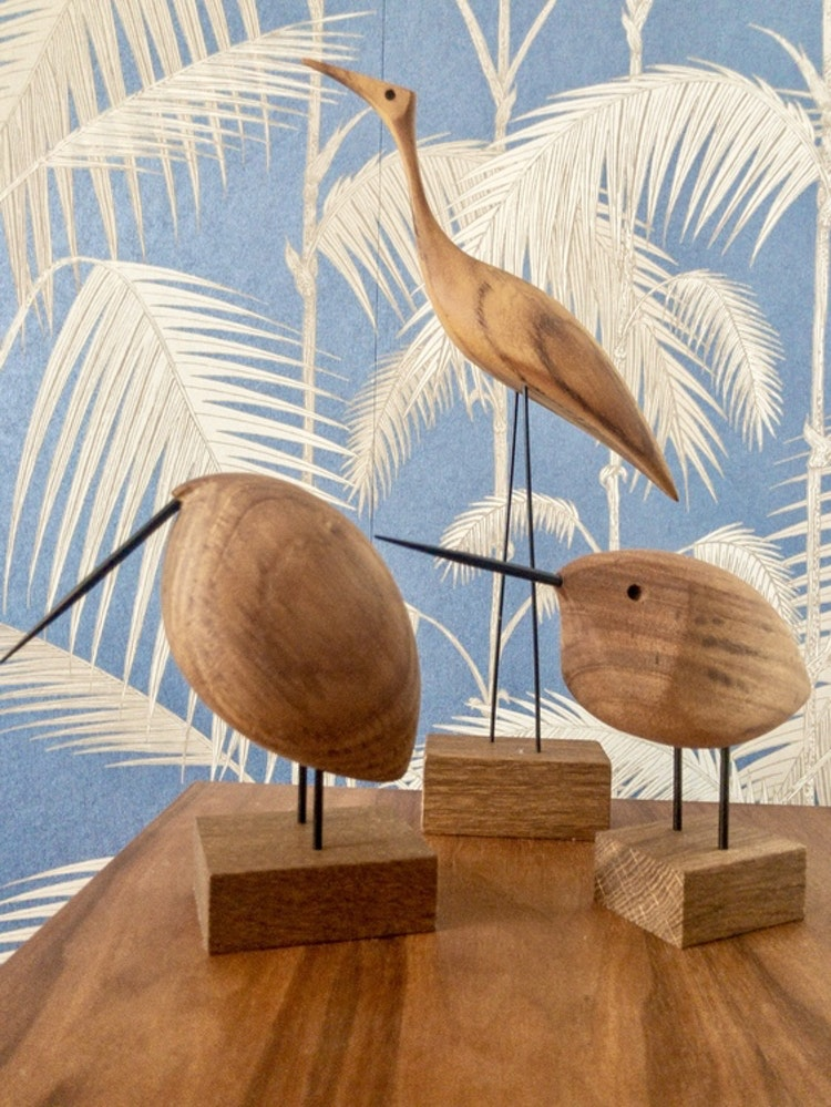 Beak Bird, Warm Nordic, Piffig, träfågel