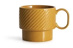Temugg, Coffee & More, gul, Sagaform
