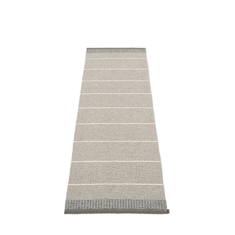 Matta BELLE Concrete, 60x200 cm, Pappelina