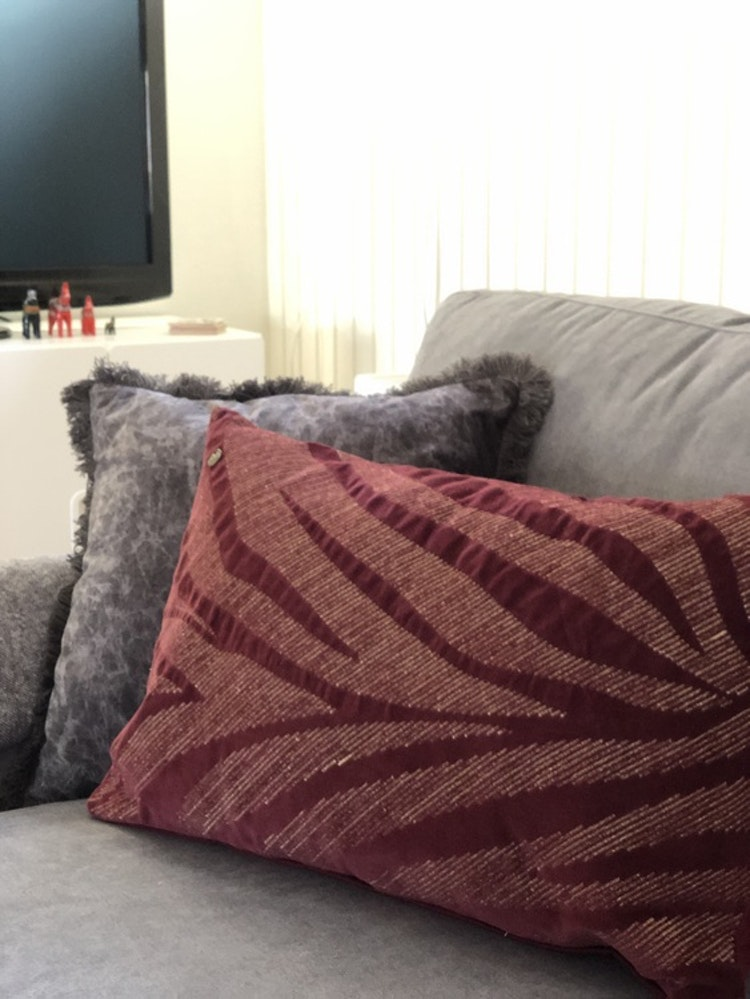 Kuddfodral Treasures, Jakobsdals textil, 40x60 cm, kuddfodral Gina 45x45 cm