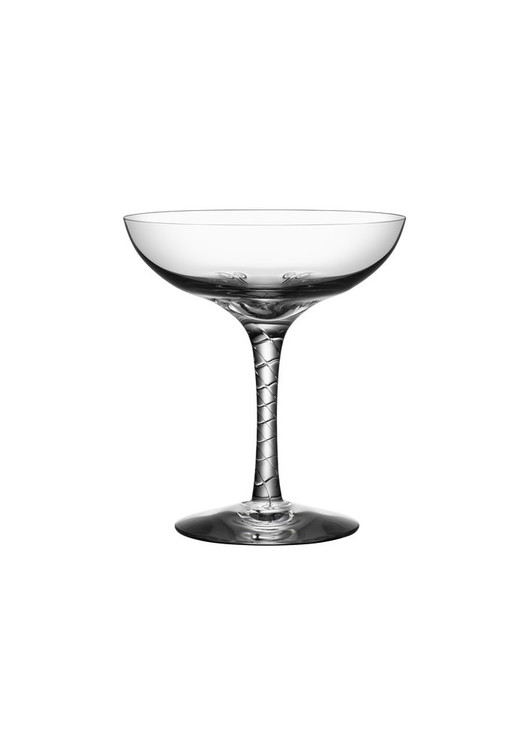 Crystal magic coupe, clear, 20 cl, Kosta Boda