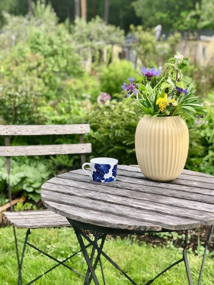 2-pack kopp Daggkåpa, blå, 24 cl, Götefors Porslin