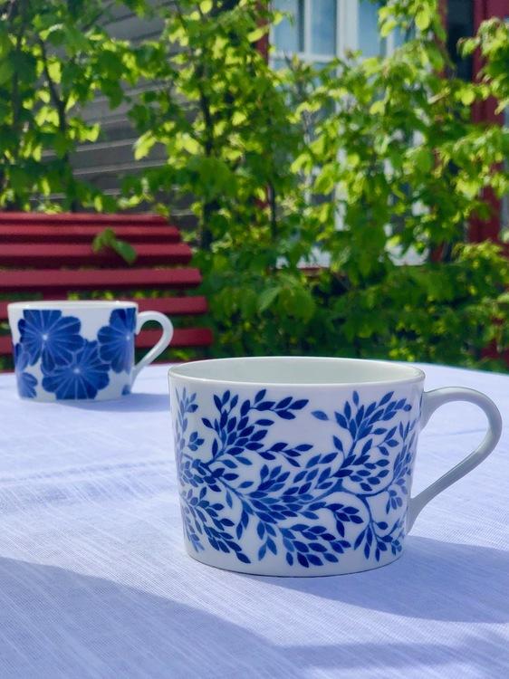 2-pack kopp Myrten, 24 cl, Götefors Porslin