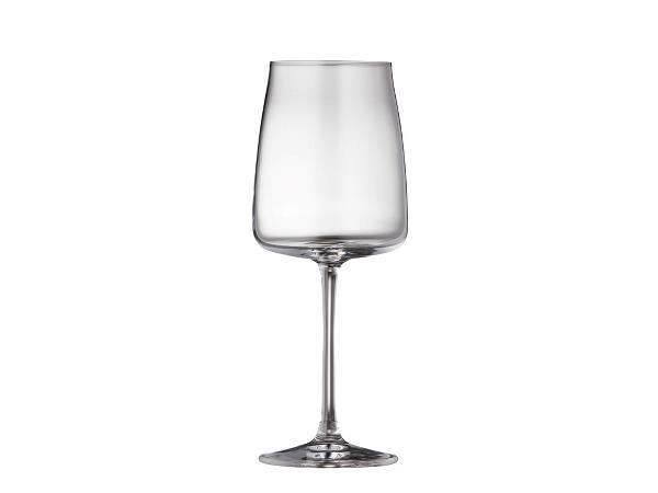Krystal Zero Vitvinsglas 43 cl 4 st, Lyngby glas