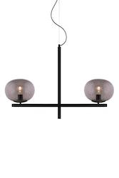 Pendel Gemini, svart, Globen Lighting