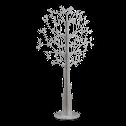 Dekorationsträd X-Träd glest, 50 cm, vit, Lonneberg