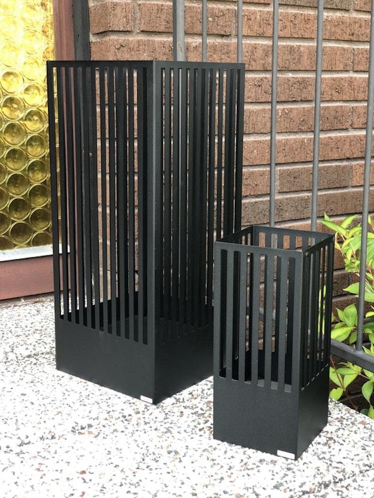 Marschallhållare, 60 cm, svart, Lonneberg
