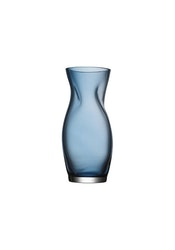 Vas Squeeze, blå, 23 cm, Orrefors