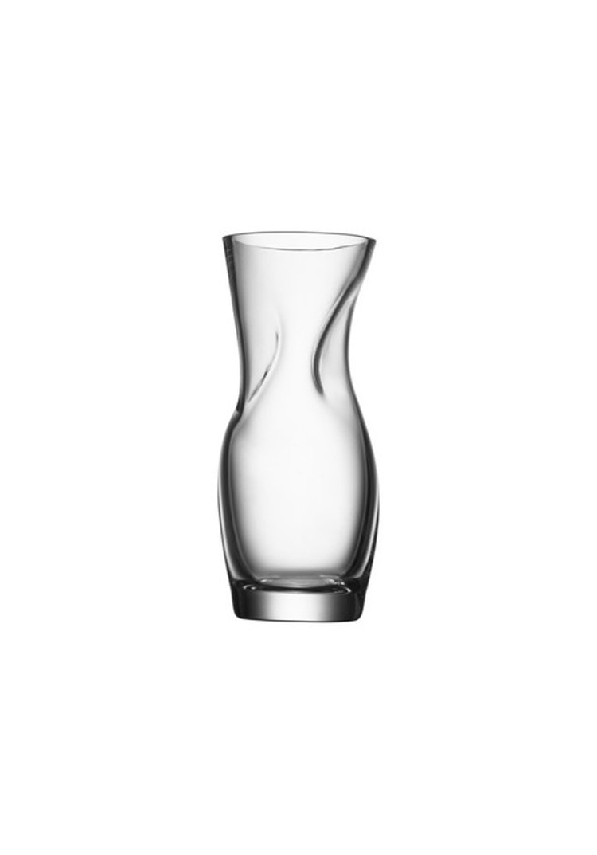 Vas Squeeze, klar, 23 cm, Orrefors