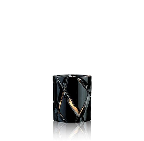 Hurricane Crystal Lamp Black, small, Skogsberg&Smart