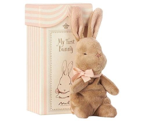 Min första kanin i en box, rosa, Maileg