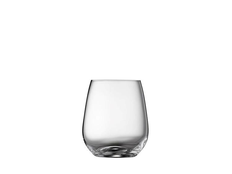 Tumbler Krystal Zero 41 cl 4 st, Lyngby Glas, vattenglas, whiskyglas
