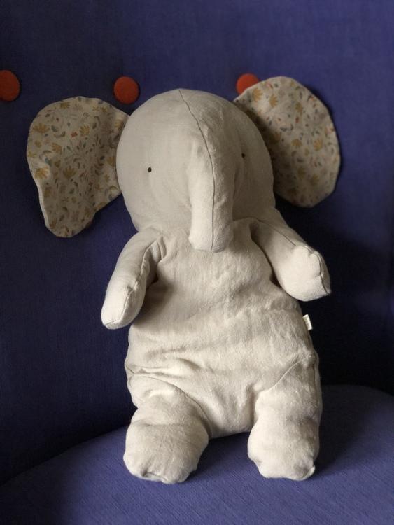 Elefant, Safari friends, medium, Maileg