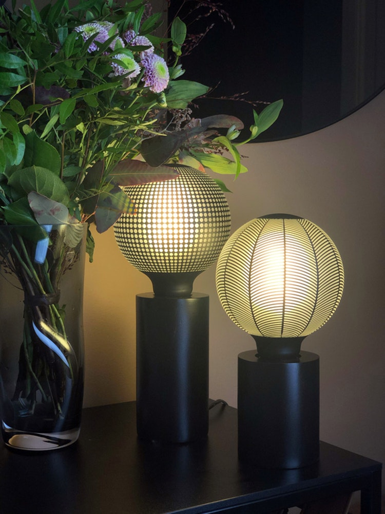 Graphic Dot, LED-lampa