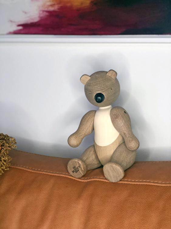 Kay Bojesen, björn medium